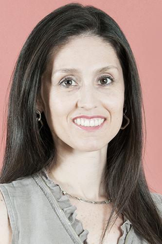 Lorena Olivares Smith, Coordinadora General de Macrozona Centro